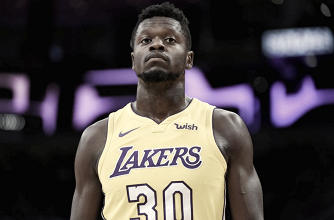 How does Julius Randle fit in with the future plans of the Los Angeles Lakers?