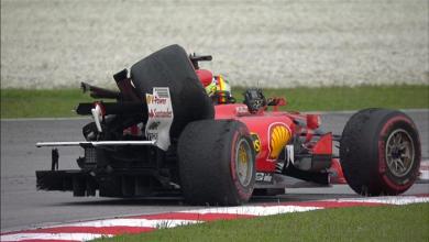 F1, Gp della Malesia - Vettel attacca Stroll dopo il contatto a fine gara, ma il canadese si difende