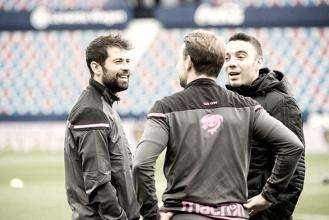 Levante UD - Celta de Vigo: puntuaciones del Levante, jornada 19 de la liga Santander