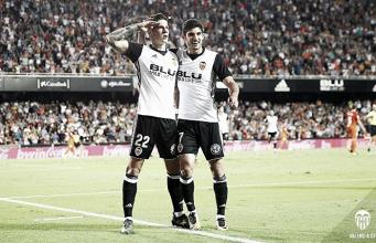 El Valencia rebosa confianza