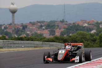 Pedro Piquet disputa etapa da FIA Fórmula 3 Euro em Norisring