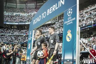 Felix Brych dirigirá la final de la Champions League