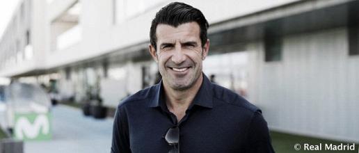"""Figo: """"Ganar la Copa de Europa es un sueño cumplido"""""""