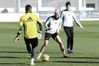José Carlos, Donk y Joaquín bajas en el entrenamiento