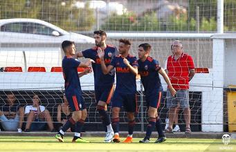 El Valencia Mestalla derrota al Conquense