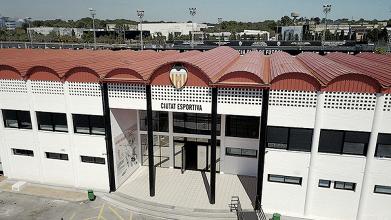 La nueva Academia del Valencia CF