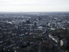 Dortmund: fútbol, sudor y compras