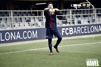 "Carles Pérez: ""Marcar me da confianza para seguir mejorando"""