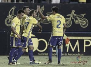 Cádiz CF - Nástic de Tarragona: puntuaciones del Cádiz, jornada 4 de LaLiga 1|2|3
