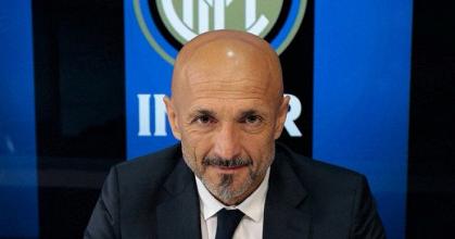 """Inter, Spalletti si presenta: """"Sono qui per far sognare i tifosi, per farli gioire e vincere le partite"""""""