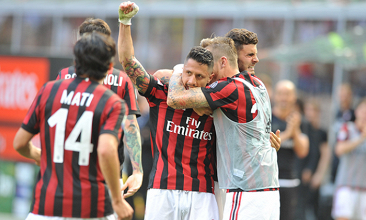 Milan-Bologna, per una volta i cambi di Montella risolvono la partita