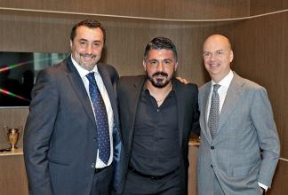 """Milan, riecco Gattuso: """"Non è un passo indietro, voglio trasmettere alla Primavera il dna Milan"""""""