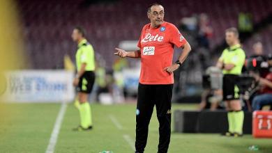 """Napoli, Sarri: """"Incontro con il presidente? Forse. Obbligati a credere nel secondo posto"""""""