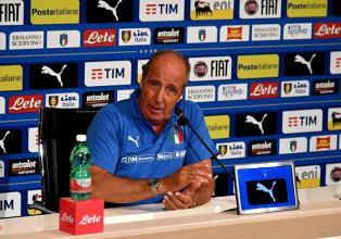 """Verso Svezia-Italia, Ventura: """"Siamo tranquilli, l'Italia andrà ai Mondiali"""""""