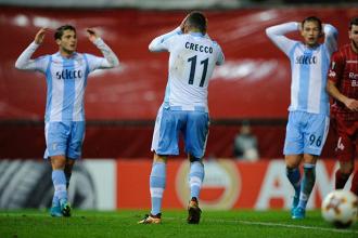 Europa League: sconfitta indolore per la Lazio, a vincere è lo Zulte Waregem (3-2)