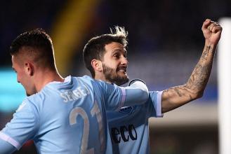 Serie A - Atalanta e Lazio fanno fuochi d'artificio ma si dividono la posta, è 3-3 all'Atleti Azzurri d'Italia