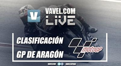 Resumen Clasificación GP Aragón de MotoGP 2017