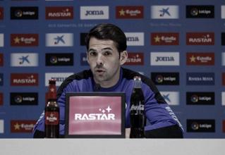 """Víctor Sánchez: """"Queremos ganar todo lo que nos queda"""""""