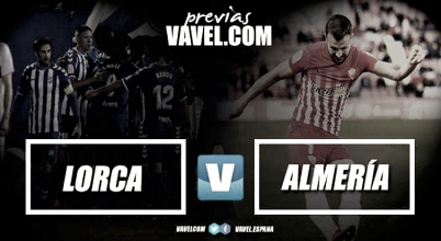Previa Lorca FC - UD Almería: victoria de urgencia