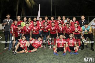 Diablos Macaaray se corona campeón de la Liga Mexicana de Fútbol Rápido