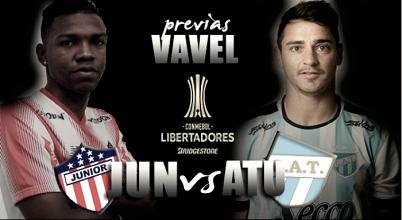 Junior- Atlético Tucumán: El 'tiburón' busca vencer al 'decano'