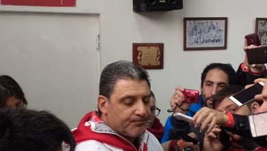 """Aníbal Biggeri: """"Elresponsable del equipo soy yo"""""""