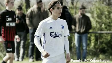 Victor Jensen, a la sub-19 del Ajax