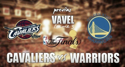 Previa 'Game 3' Warriors - Cavaliers: 'tomar la bandera'
