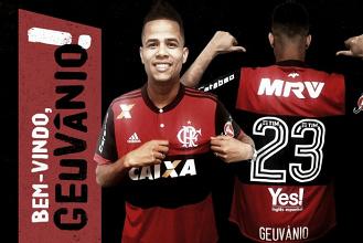 Acabou a espera: Flamengo anuncia oficialmente a contratação do atacante Geuvânio