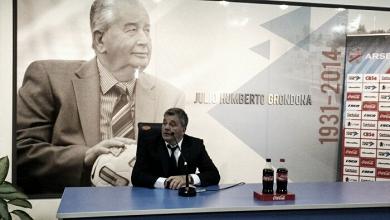 """Humberto Grondona: """"Siempre tuve seguro que nos íbamos asalvar"""""""