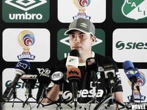 """Cárdenas: """"Somos conscientes que no podemos recibir 8 goles"""""""