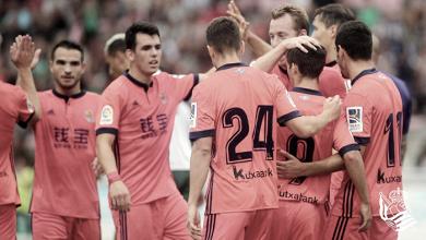 Capilla vuelve a marcar en el empate entre Real Sociedad y Saint-Éttiene