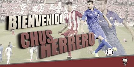 Chus Herrero es el séptimo fichaje del Albacete Balompié