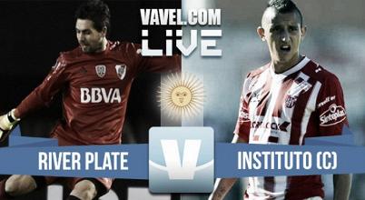 River Plate vs Instituto en vivo por Copa Argentina