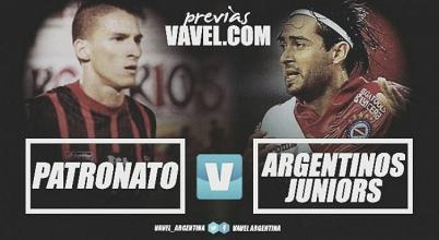 Previa Patronato - Argentinos Juniors: el Patrón debuta de local y el Bicho en la Superliga