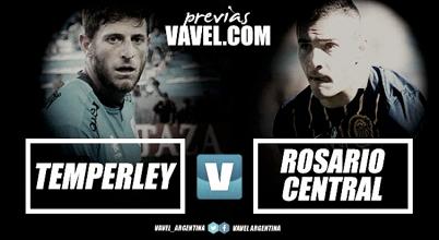 Previa Temperley - Rosario Central: Dos que quieren su primera victoria