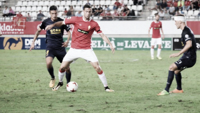 Real Murcia - UE Olot: la Copa como remedio al mal liguero