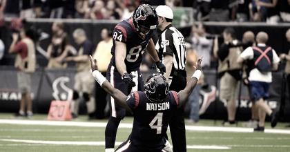 La aparición estelar de Deshaun Watson en los Houston Texans