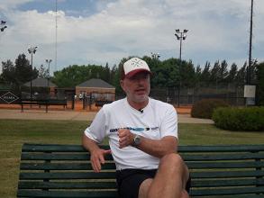 """Entrevista. Gustavo Luza: """"El tenis es un deporte que se ha transformado en un negocio muy importante"""""""