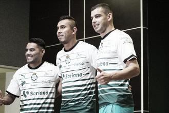 Vázquez, Isijara y Alcoba fueron presentados en la Comarca