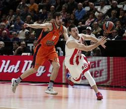 Turkish Airlines Euroleague - La Stella Rossa espugna Valencia inanellando la terza vittoria consecutiva (82-86)