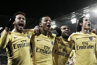 Neymar regresó y le dio la victoria al PSG