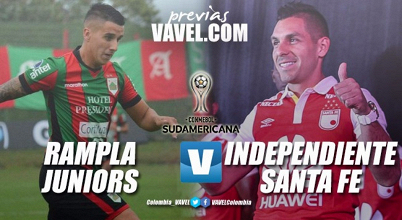 Previa Rampla Juniors vs Santa Fe: El 'león' debuta en la temporada 2018-II