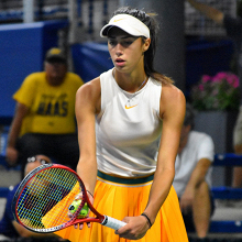 US Open Qualifying Day Two: Favourites victorious as players prepare for grueling back-to-back days