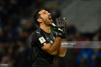 Italy miss their first World Cup since 1958 as Sweden advance to Russia - Aggregate (0-1)