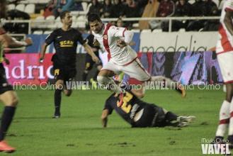 Fotos e imágenes del Rayo Vallecano vs UCAM Murcia, Segunda División 2016 (0-1)