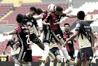 Agónico final en el Jalisco para América Sub 20