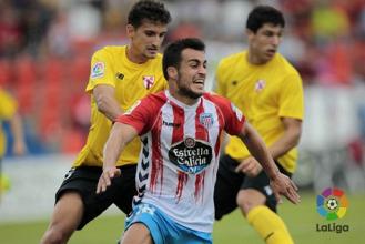 Joselu Moreno: olfato de gol para el Granada CF