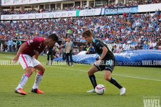 "Jordi Cortizo: ""Estoy dejando todo para ganarme mi lugar"""