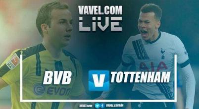 Borussia Dortmund vs Tottenham en vivo y en directo online en Champions League 2017